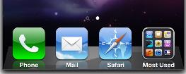 Folder In Dock