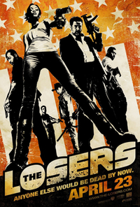 The Losers Poster Small