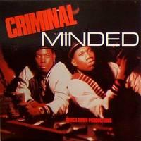 Criminal Minded Cover