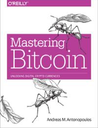 Mastering Bitcoin Cover