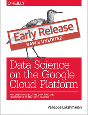 Data Science on GCP Cover