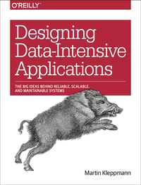 Designing Data Intensive Applications Cover