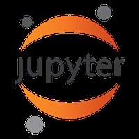 Jupyter Logo Square